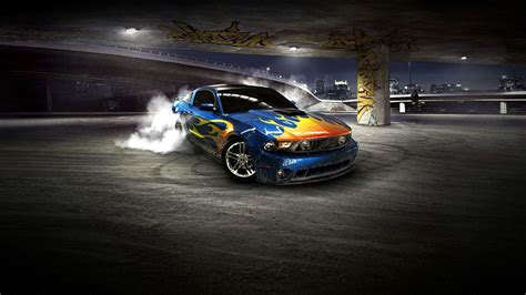Drifting Cars Wallpapers (77+ Images