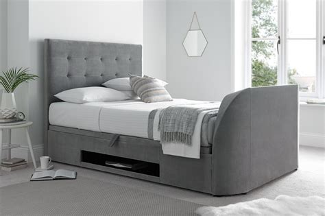Ottoman Tv Bed by Kaydian Barnard Tv Ottoman Bed Ottoman Tv Bed