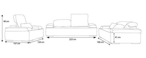 canape synthetique salon cuir nobel canapés 3 2 places fauteuil mobilier
