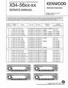 Kenwood Kdc X395 Wiring Diagram