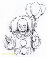 Clown Krusty Drawing Coloring Getdrawings sketch template