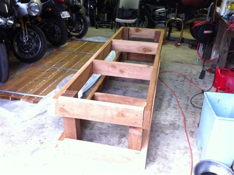 motorcycle work bench plans  kind  put