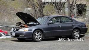2003 Acura 3 2tl Bent Valves