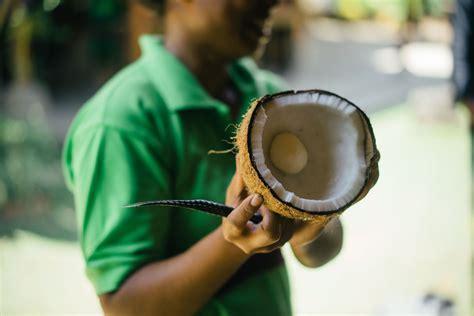 Rumah Desa Cooking Class Bali: Coconut OIl   That Food