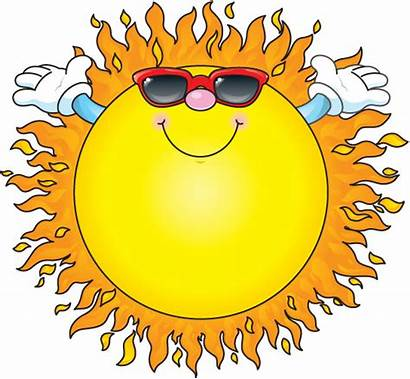 Clip Summer Clipart Nature Clipartpanda Animated Sun