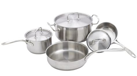 cookware pots  pans  professional  residential cooking