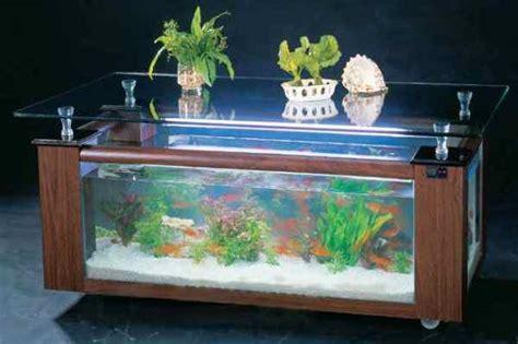 coffee table aquarium  home design garden