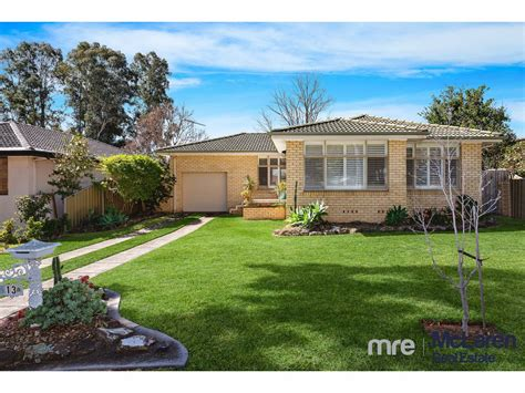 Why is my loan information here? Property Report for 13 Templeton Road, Elderslie NSW 2570
