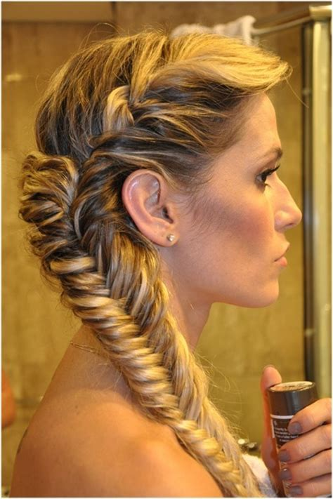 HD wallpapers hairstyles braids fishtail