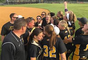 Northeast pulls away from Mt. Hebron to capture softball ...