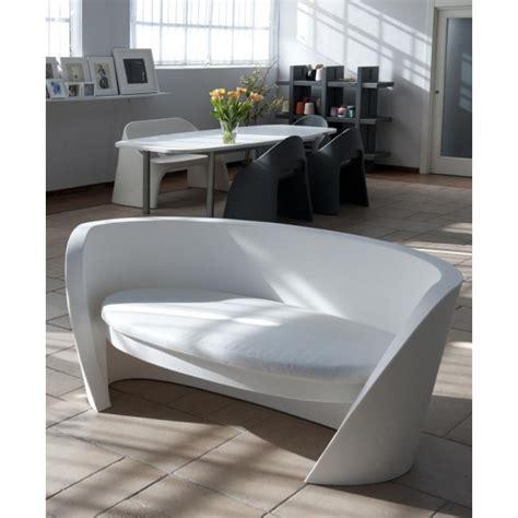 canape pour exterieur canapé ultra design pour exterieur ou interieur en polyéthylène couleur dim l170xp80xh75cm