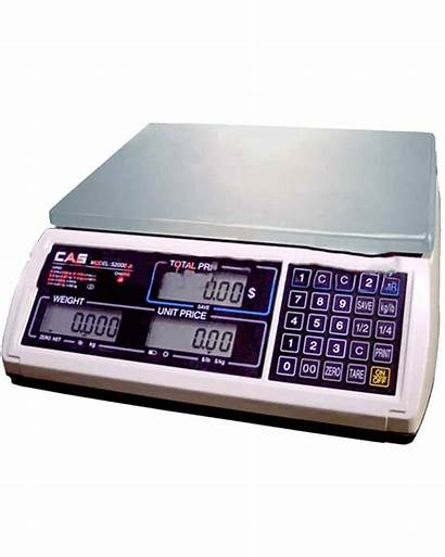 Weighing Scale Cas Kg 30kg Machine Electronic