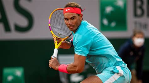 Rafael Nadal remains confident despite his most ...