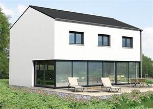 Haus Mit Satteldach 25 Grad : satteldach haus 375 ~ Lizthompson.info Haus und Dekorationen