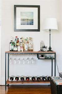 Minibar Für Wohnzimmer : diese tolle bar l sst sich ganz einfach selber bauen und ist eine bereicherung f r jedes ess ~ Orissabook.com Haus und Dekorationen