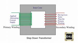 Wiring Diagram For A Step Down Transformer
