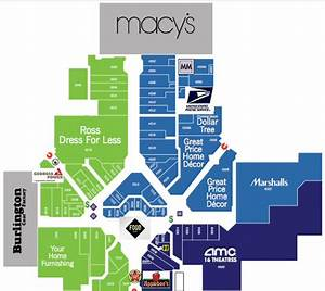 Map for North Dekalb Mall Map, Decatur, GA 30033