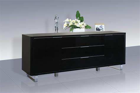 High Gloss Sideboard Black by Top 30 Of High Gloss Black Sideboards