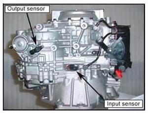 P0715 HYUNDAI Transmission Input Speed Sensor Error