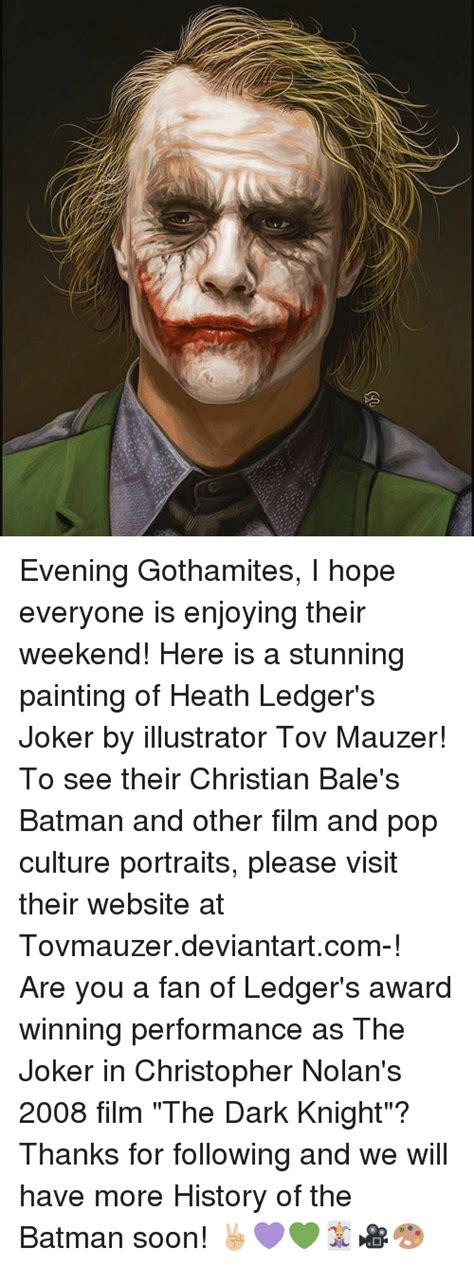 Best Memes About Heath Ledger Joker