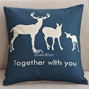 cute cartoon navy blue couch square cheap throw pillows With cheap pretty pillows