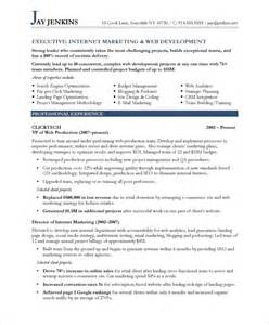 Blue Sky Resumes by Free Marketing Resume Templates Word Resume Template Free