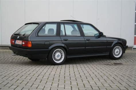 1989 BMW E30 Touring, bmw 325i touring pictures - JohnyWheels