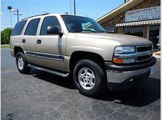 2005 Chevrolet Tahoe LS Wichita Falls,TX Gold 2005