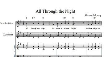 4th grade unit studies in music. Music Resources (Fourth Grade Music Worksheets and ...