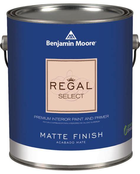 benjamin regal select matte finish paint new