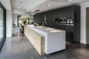 Moderne Küche Mit Kochinsel Holz : k che mit kochinsel 50 tolle gestaltungen ~ Bigdaddyawards.com Haus und Dekorationen