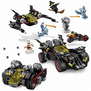 Lego Batman Batmobile : lego batman movie the ultimate batmobile 70917 building kit toys games ~ Nature-et-papiers.com Idées de Décoration