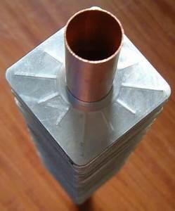 Baseboard Al Fin Tube Heating Element