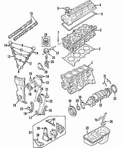 Oem Engine Parts For 2002 Chevrolet Tracker