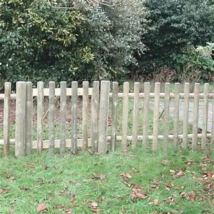 Cloture Piscine Pas Cher : barriere bois de jardin l 39 artisanat et l 39 industrie ~ Melissatoandfro.com Idées de Décoration