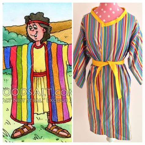 coat of many colors in the bible joseph and the coat of many colors bible lesson a