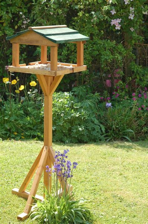 woodwork bird table plans  plans