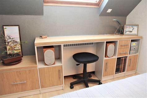 Bureaux Sur Mesure Ikea En Bois Haiter A Geneve Bureau