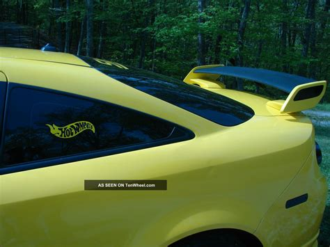 Stage 3 2005 Chevrolet Cobalt Ss Coupe Supercharged Yellow
