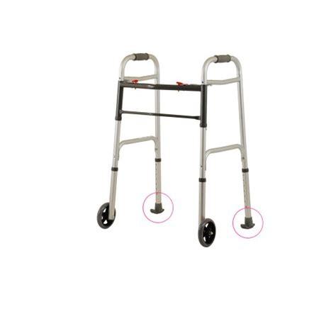 walker skis nova medical glide walkers gliders gray equipment mobility ortho med aluminum folding pair each pack rentals
