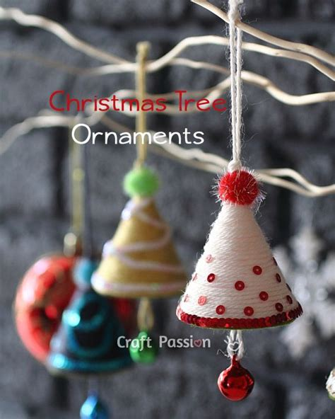 how to make christmas tree craft 30 kid friendly handmade ornaments suburble