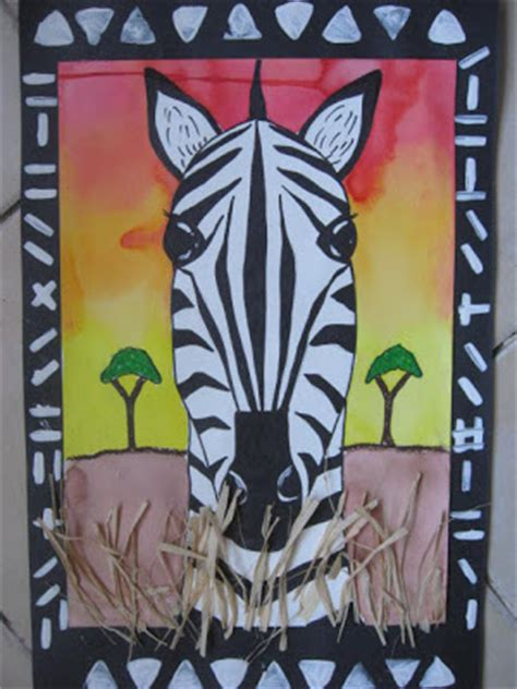 marymaking zebra  giraffe safari portraits