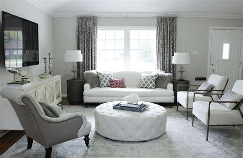 elegant budget friendly living room