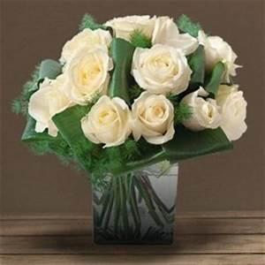 Bouquet De Fleurs Interflora : bouquet deuil de roses blanches olympie ~ Melissatoandfro.com Idées de Décoration