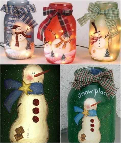 magnificent mason jar christmas decorations
