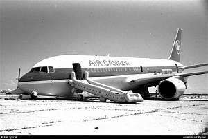 ASN Aircraft accident Boeing 767-233 C-GAUN Gimli Airport ...