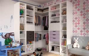 Dressing Chambre Enfant : dressing sur mesure menuiserie la baule ~ Teatrodelosmanantiales.com Idées de Décoration
