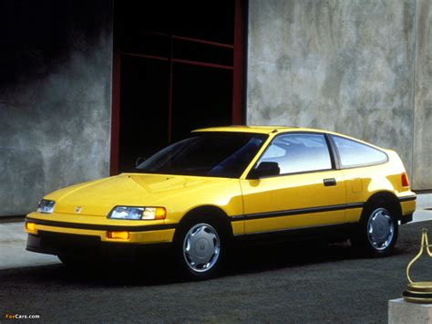 Photos Of Honda Civic Crx 198891 1280x960