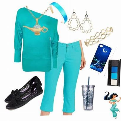 Jasmine Inspired Princess Outfits Outfit Aladdin Disney