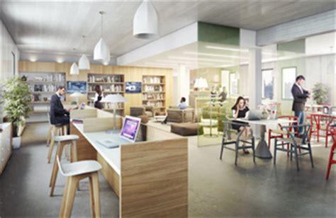 nexity bureaux commerces lancement de blue office bureaux de travail à distance